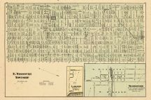 East Nissouri Township, Lakeside, Thamesford, Oxford County 1876
